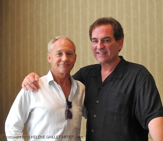 K C Schulberg with Randy Jones, Second VP